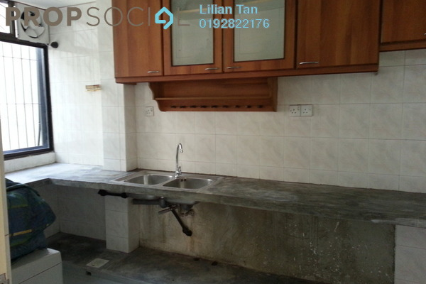 For Rent Condominium at Happy Garden, Old Klang Road Freehold Semi Furnished 3R/2B 1.5k
