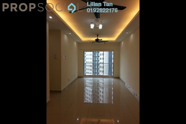 For Rent Condominium at OUG Parklane, Old Klang Road Freehold Semi Furnished 3R/2B 1.6k
