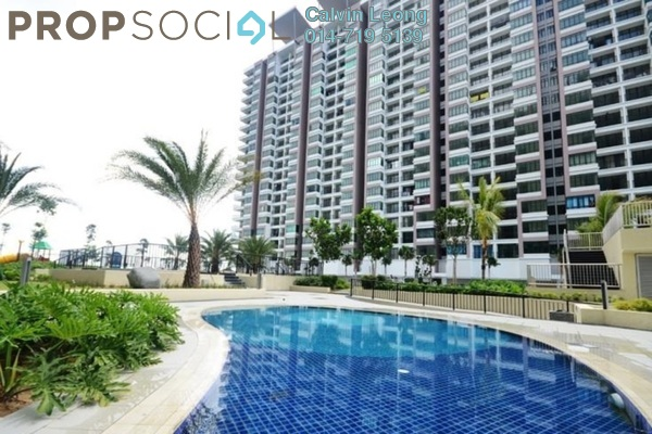 For Rent Condominium at One Damansara, Damansara Damai Leasehold Semi Furnished 4R/3B 1.6k