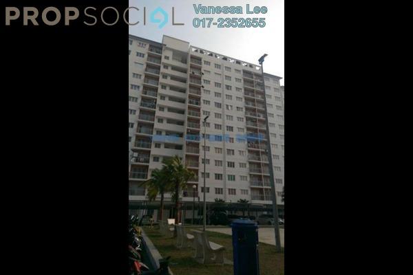 For Rent Apartment at Taman Prima Tropika, Bandar Putra Permai Leasehold Semi Furnished 3R/2B 900translationmissing:en.pricing.unit