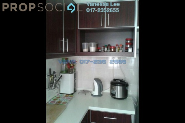 For Rent Apartment at Mayang Apartment, Bandar Putra Permai Leasehold Fully Furnished 3R/2B 1.15k