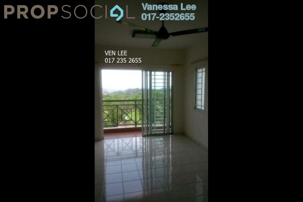 For Rent Apartment at Casa Riana, Bandar Putra Permai Leasehold Unfurnished 3R/2B 1.2k