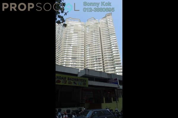 For Sale Condominium at Idaman Residence, KLCC Freehold Fully Furnished 3R/3B 1.88m