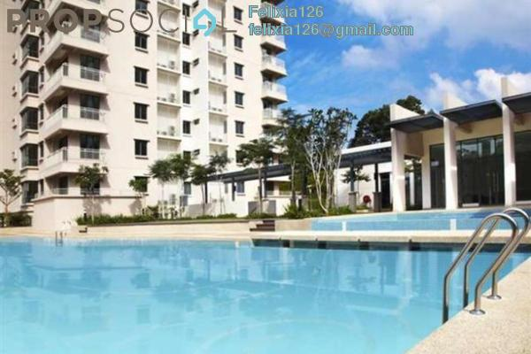 For Rent Condominium at Casa Kiara I, Mont Kiara Freehold Fully Furnished 4R/3B 3k