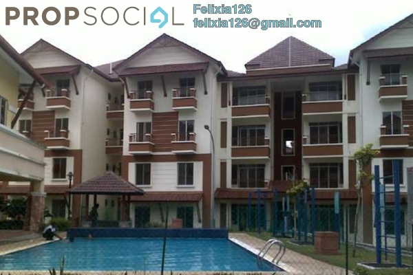 For Rent Condominium at Andari Townvilla, Selayang Heights Leasehold Unfurnished 5R/3B 1.35k