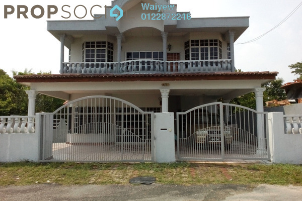 For Rent Bungalow at Kampung Matang Pagar, Sungai Buloh Freehold Unfurnished 5R/4B 2k