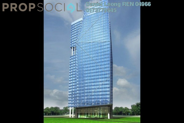 For Rent Office at DC Residency, Damansara Heights Freehold Unfurnished 0R/0B 113k