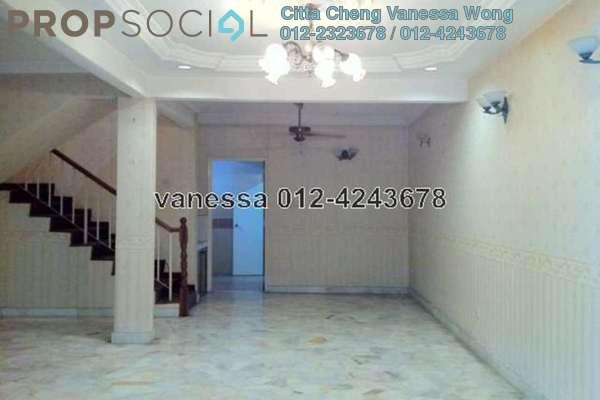 For Sale Terrace at Taman Sri Hartamas, Sri Hartamas Freehold Semi Furnished 4R/3B 1.42m