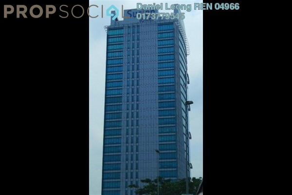 For Rent Office at Surian Tower, Mutiara Damansara Freehold Unfurnished 0R/0B 34k