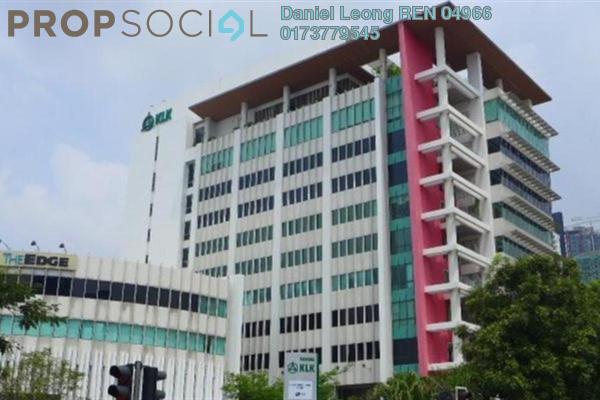 For Rent Office at Menara KLK, Mutiara Damansara Freehold Fully Furnished 0R/0B 66k