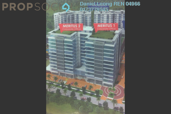 For Rent Office at Oasis 1 @ Mutiara Heights, Kajang Freehold Unfurnished 0R/0B 58.1k