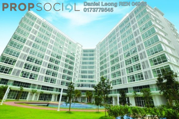 For Rent Office at Oasis 1 @ Mutiara Heights, Kajang Freehold Unfurnished 0R/0B 36.4k