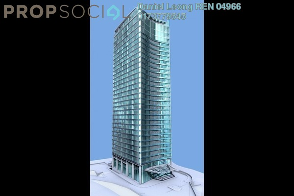 For Rent Office at Menara LGB, TTDI Freehold Unfurnished 0R/0B 86.6k
