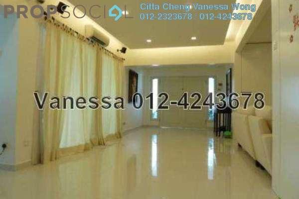 For Sale Terrace at Taman Sri Hartamas, Sri Hartamas Freehold Fully Furnished 4R/4B 2.85m