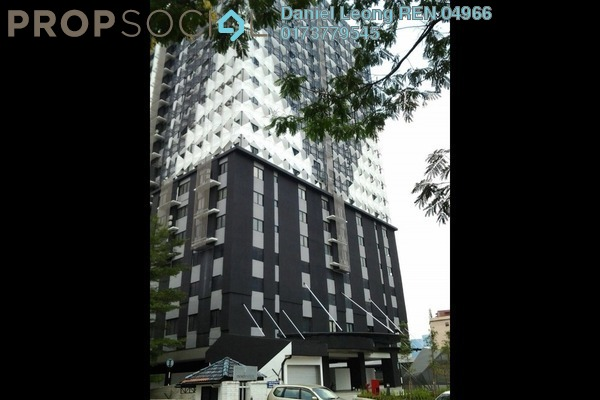 For Sale Office at Avenue D'Vogue, Petaling Jaya Leasehold Unfurnished 0R/0B 3.74m