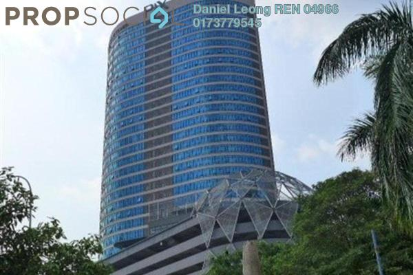 For Rent Office at PJX, PJ State Leasehold Fully Furnished 0R/0B 7.3k