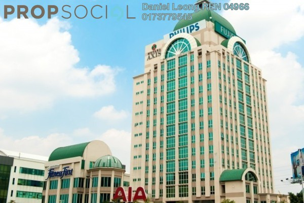 For Rent Office at Menara Axis, Petaling Jaya Leasehold Unfurnished 0R/0B 56.4k