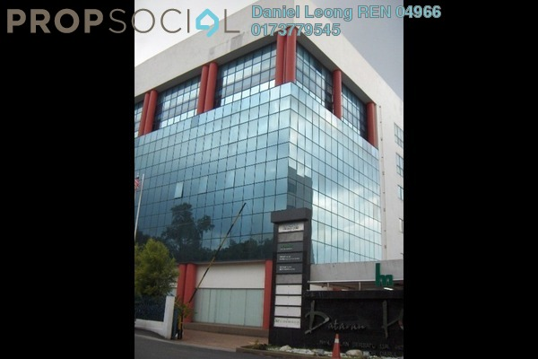 For Rent Office at Dataran Dwitasik, Bandar Sri Permaisuri Leasehold Semi Furnished 0R/0B 13.4k