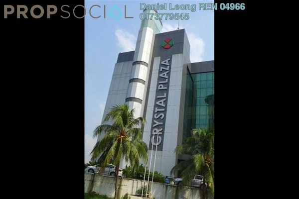 For Rent Office at Crystal Tower, Ampang Leasehold Unfurnished 0R/0B 60.2k
