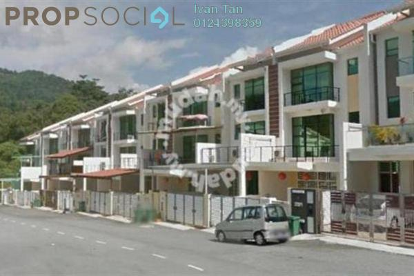 For Sale Terrace at 327 Persiaran Ritchie, Ampang Hilir Freehold Semi Furnished 6R/5B 1m