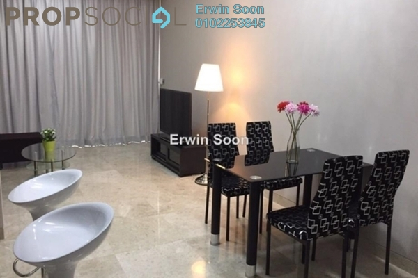 For Rent Condominium at Icon Residence, Dutamas Freehold Fully Furnished 1R/2B 3.3k