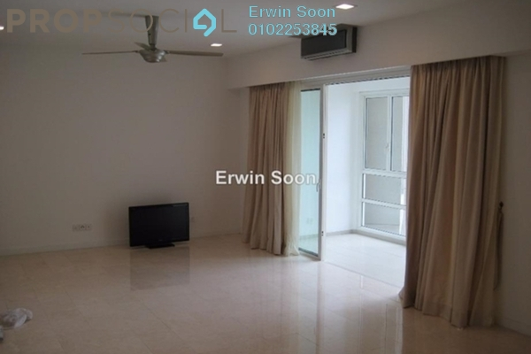 For Sale Condominium at Kiaraville, Mont Kiara Freehold Semi Furnished 3R/3B 1.25m