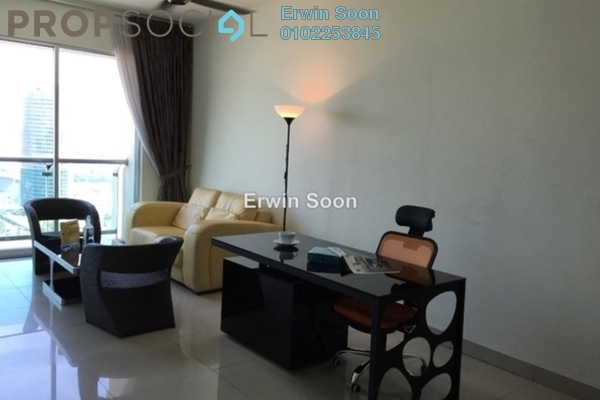 For Sale Condominium at Solaris Dutamas, Dutamas Freehold Fully Furnished 2R/2B 1.08m