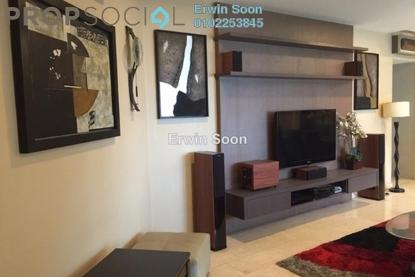 For Sale Condominium at Kiaraville, Mont Kiara Freehold Fully Furnished 4R/4B 1.7m