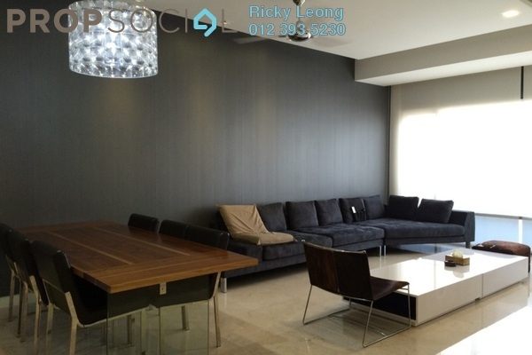 For Sale Condominium at Pavilion Residences, Bukit Bintang Leasehold Fully Furnished 2R/2B 2.5百万