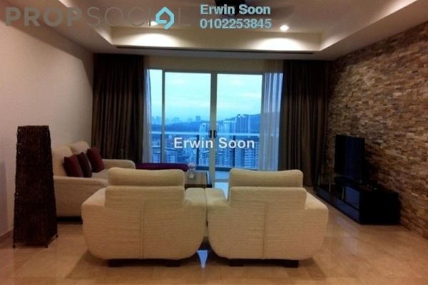 For Sale Condominium at 28 Mont Kiara, Mont Kiara Freehold Semi Furnished 3R/4B 2.03m