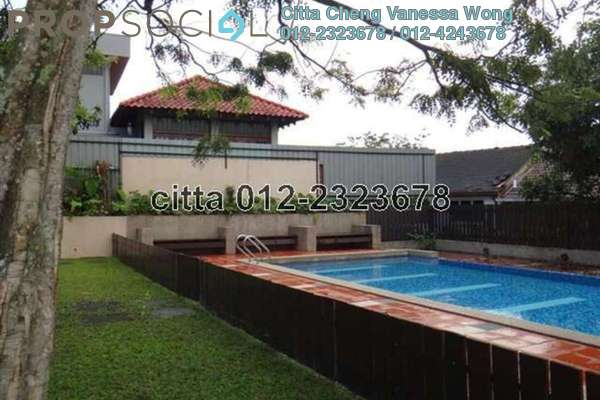 For Sale Bungalow at Villa Ledang, Damansara Heights Leasehold Semi Furnished 4R/4B 7.2m