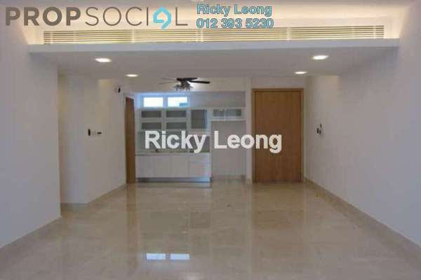 For Sale Condominium at Embassyview, Ampang Hilir Leasehold Fully Furnished 3R/3B 1.64m