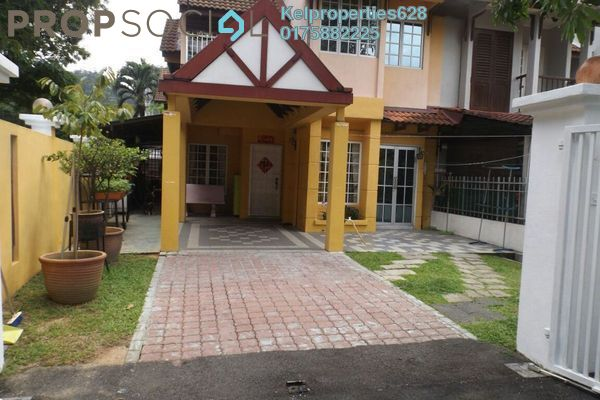 For Sale Terrace at SD8, Bandar Sri Damansara Freehold Fully Furnished 4R/3B 1.28m