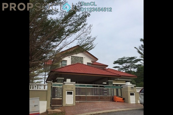 For Rent Bungalow at Mon't Jade, Seremban Freehold Fully Furnished 4R/4B 6.5k