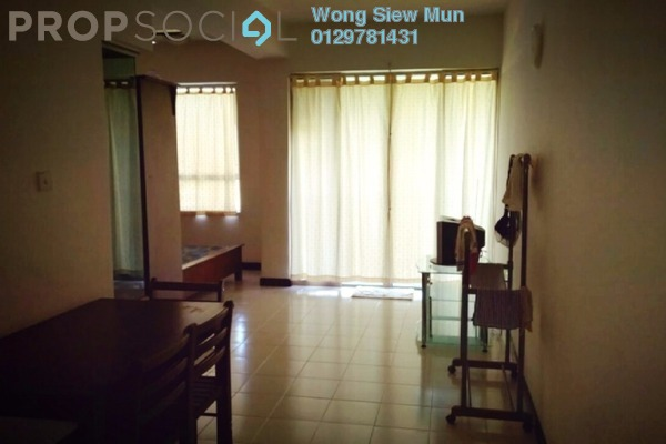 For Sale Condominium at Ritze Perdana 1, Damansara Perdana Leasehold Fully Furnished 1R/1B 320k