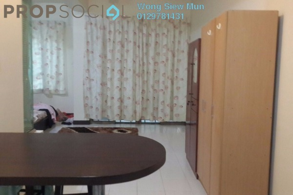 For Sale Condominium at Ritze Perdana 1, Damansara Perdana Leasehold Fully Furnished 1R/1B 305k