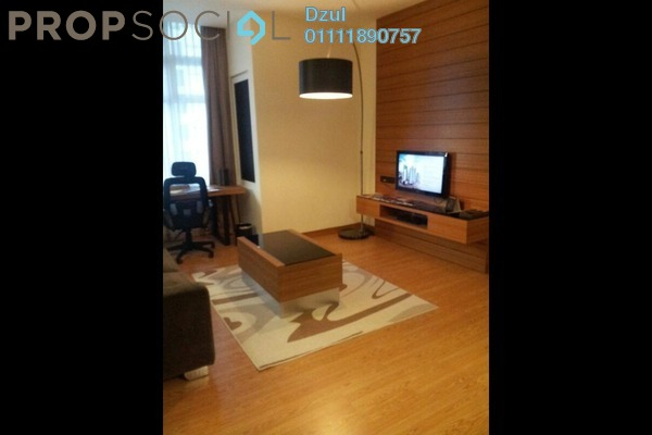For Rent Serviced Residence at Dua Sentral, Brickfields Freehold Fully Furnished 2R/2B 3.3k