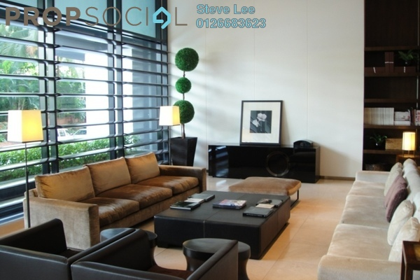 For Sale Condominium at K Residence, KLCC Freehold Semi Furnished 3R/3B 2.9m