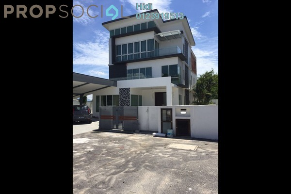 For Sale Bungalow at Grandville, UEP Subang Jaya Leasehold Fully Furnished 7R/8B 3.88m