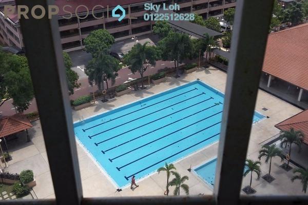 For Rent Condominium at Angkasa Condominiums, Cheras Freehold Unfurnished 3R/2B 1.5k