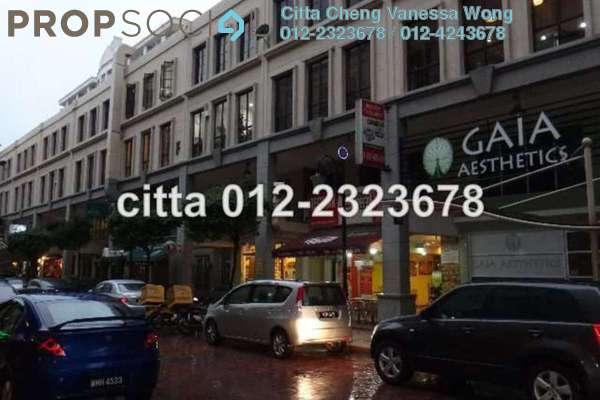 For Sale Office at Plaza Damas, Sri Hartamas Freehold Semi Furnished 0R/0B 2.75m