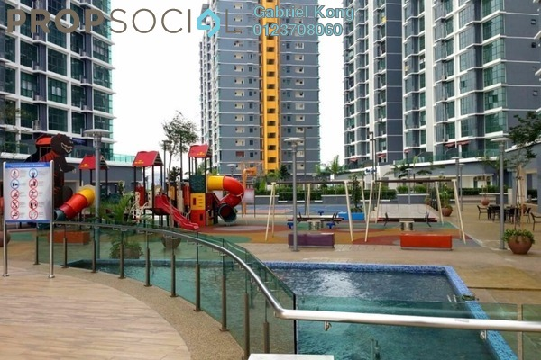 For Rent Serviced Residence at Vista Alam, Shah Alam Leasehold Semi Furnished 2R/2B 1.6k
