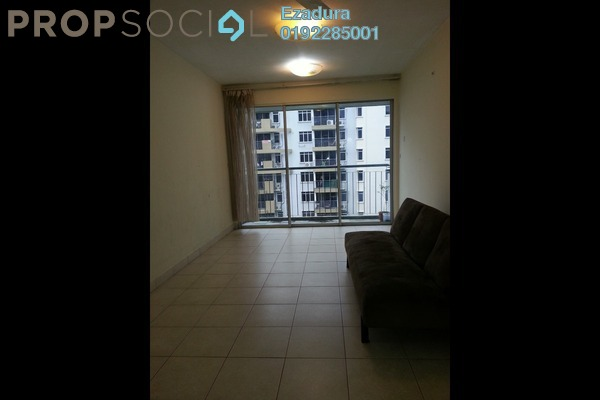 For Rent Condominium at Cyberia SmartHomes, Cyberjaya Freehold Fully Furnished 3R/2B 1.55k
