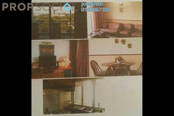 For Rent Condominium at University Tower, Petaling Jaya Freehold Fully Furnished 2R/2B 2.5k