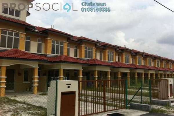 For Rent Terrace at Taman Putra Perdana, Puchong Leasehold Unfurnished 4R/2B 1.2k