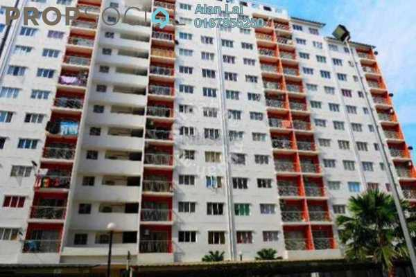 For Sale Apartment at Suria Permai, Bandar Putra Permai Leasehold Unfurnished 3R/2B 308k