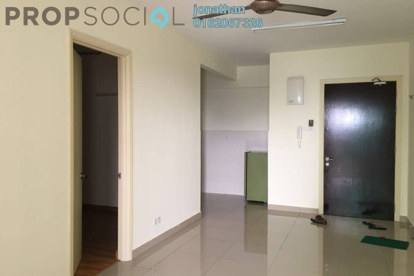 For Rent Condominium at Saville, Melawati Freehold Semi Furnished 3R/2B 1.8k