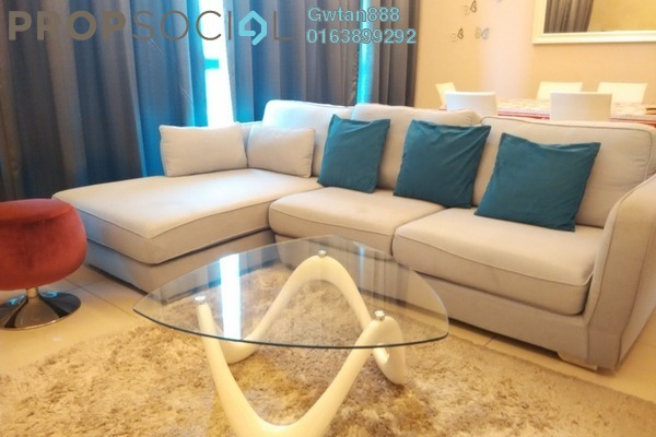 For Rent Condominium at Setia Sky Residences, KLCC Freehold Fully Furnished 2R/3B 3.7k