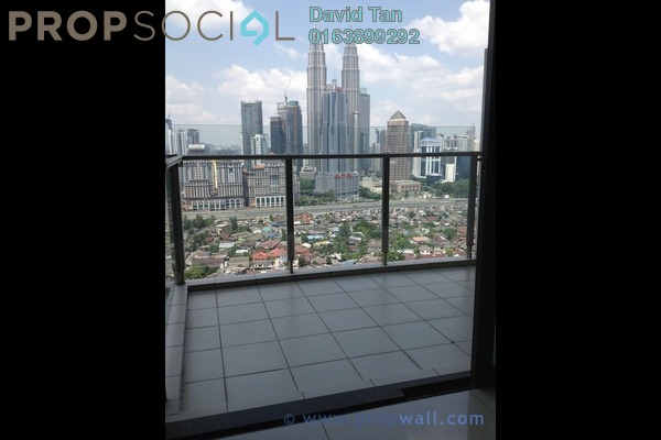 For Sale Condominium at Setia Sky Residences, KLCC Freehold Semi Furnished 3R/4B 1.6m