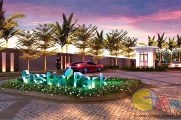 For Rent Apartment at Crestin Park, Kajang Leasehold Unfurnished 3R/2B 900translationmissing:en.pricing.unit